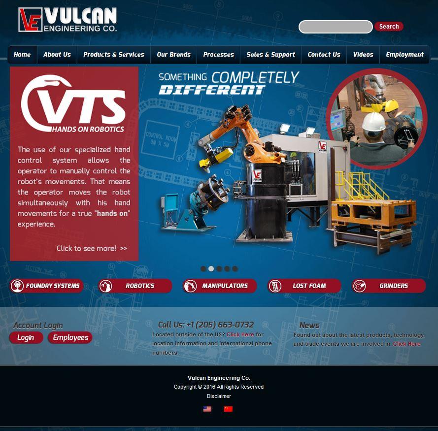 Vulcan Engineering Co