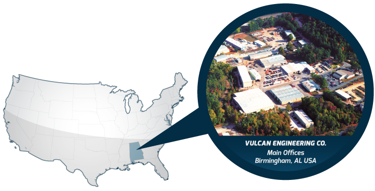 Vulcan Facilities