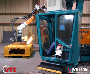 VTS Operator controlled grinding