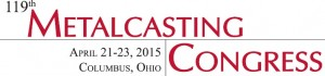 2015 Metal Casting Logo