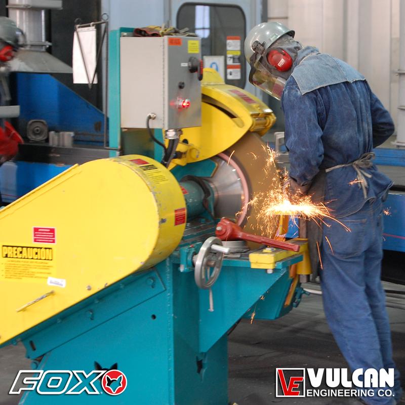 Fox 174 30 Inch Variable Speed Grinder Fv 30
